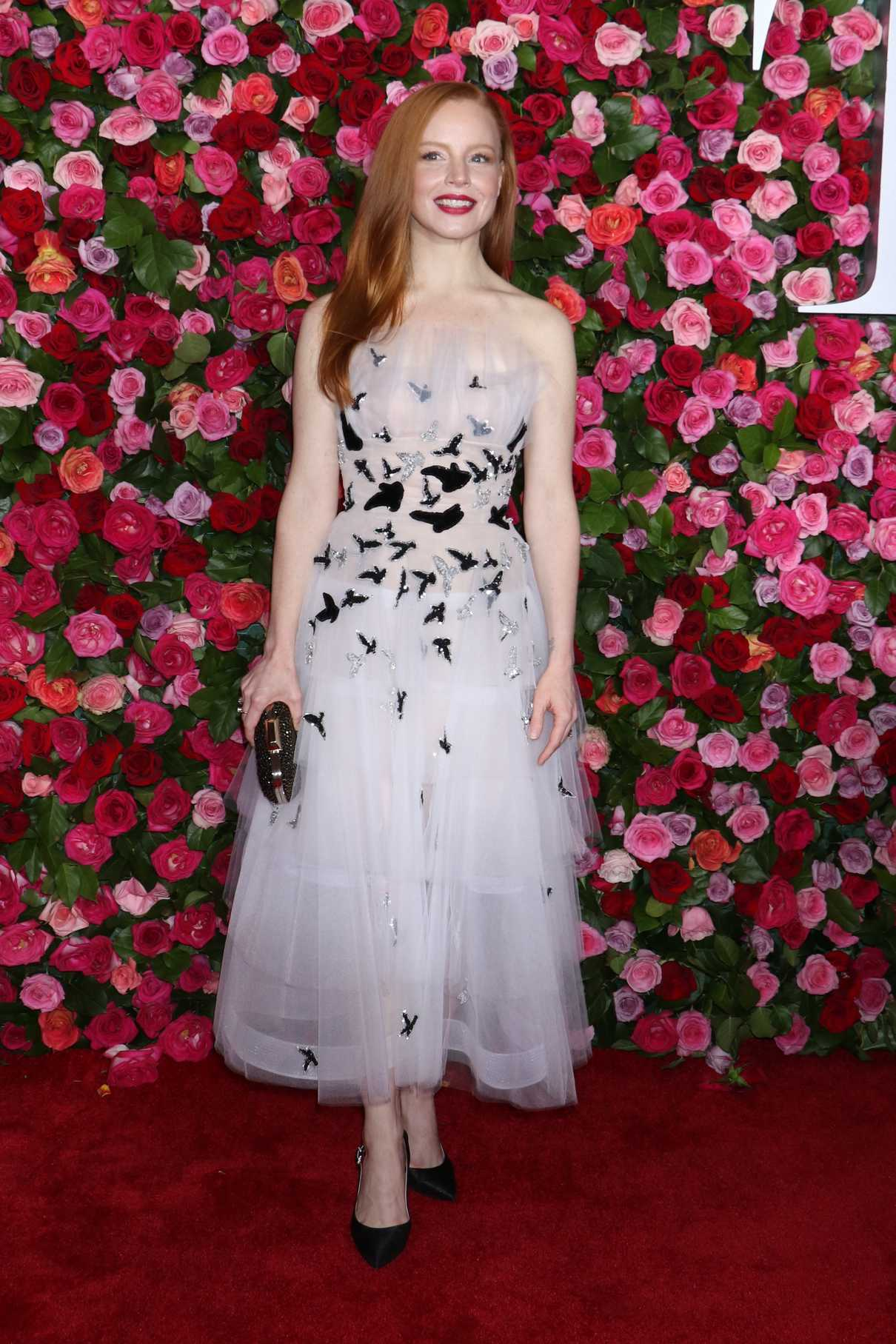 Lauren Ambrose at the 72nd Annual Tony Awards in New York City 06/10/2018-1