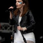 Lauren Mayberry Performs During the Parklife Festival at Heaton Park in Manchester 06/10/2018-4