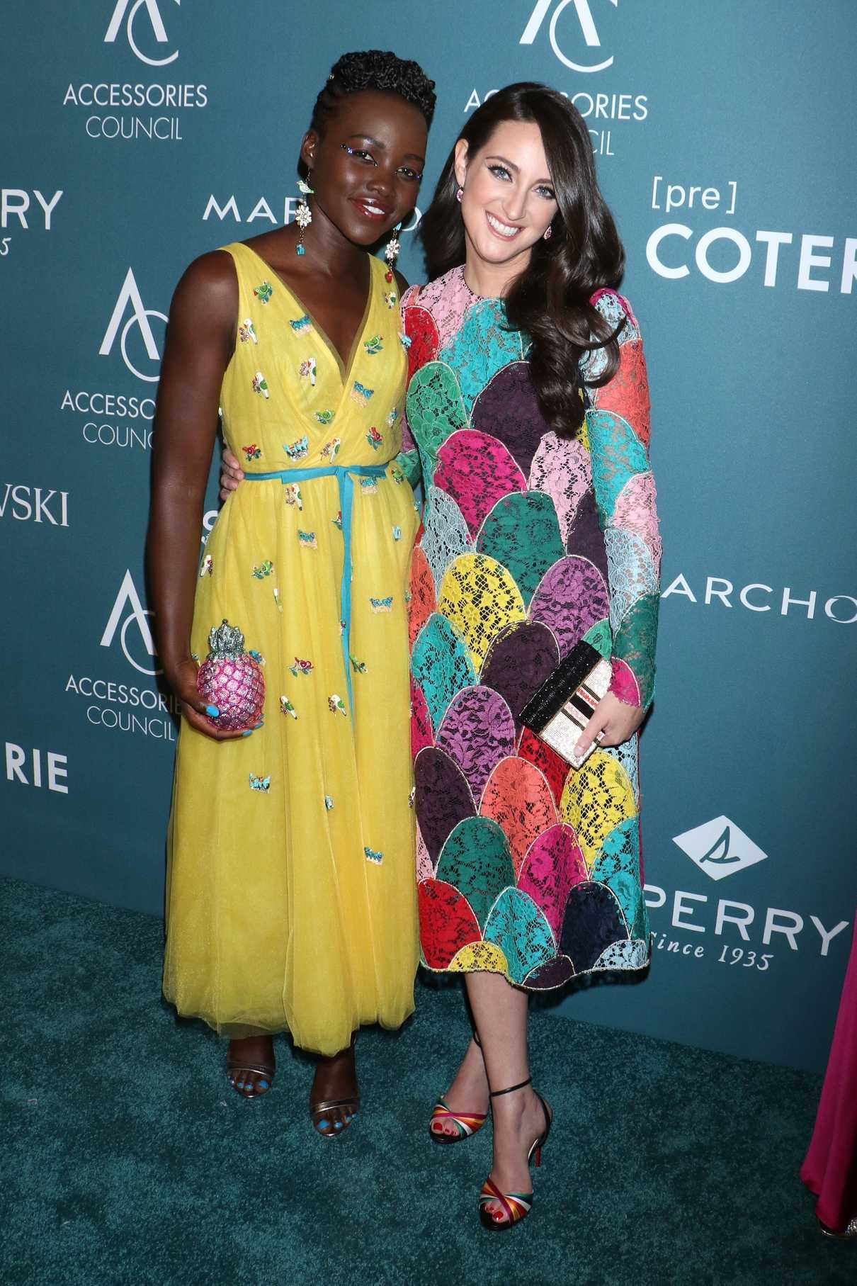 Lupita Nyong'o Attends the 22nd Annual Ace Awards in New York City 06/11/2018-4