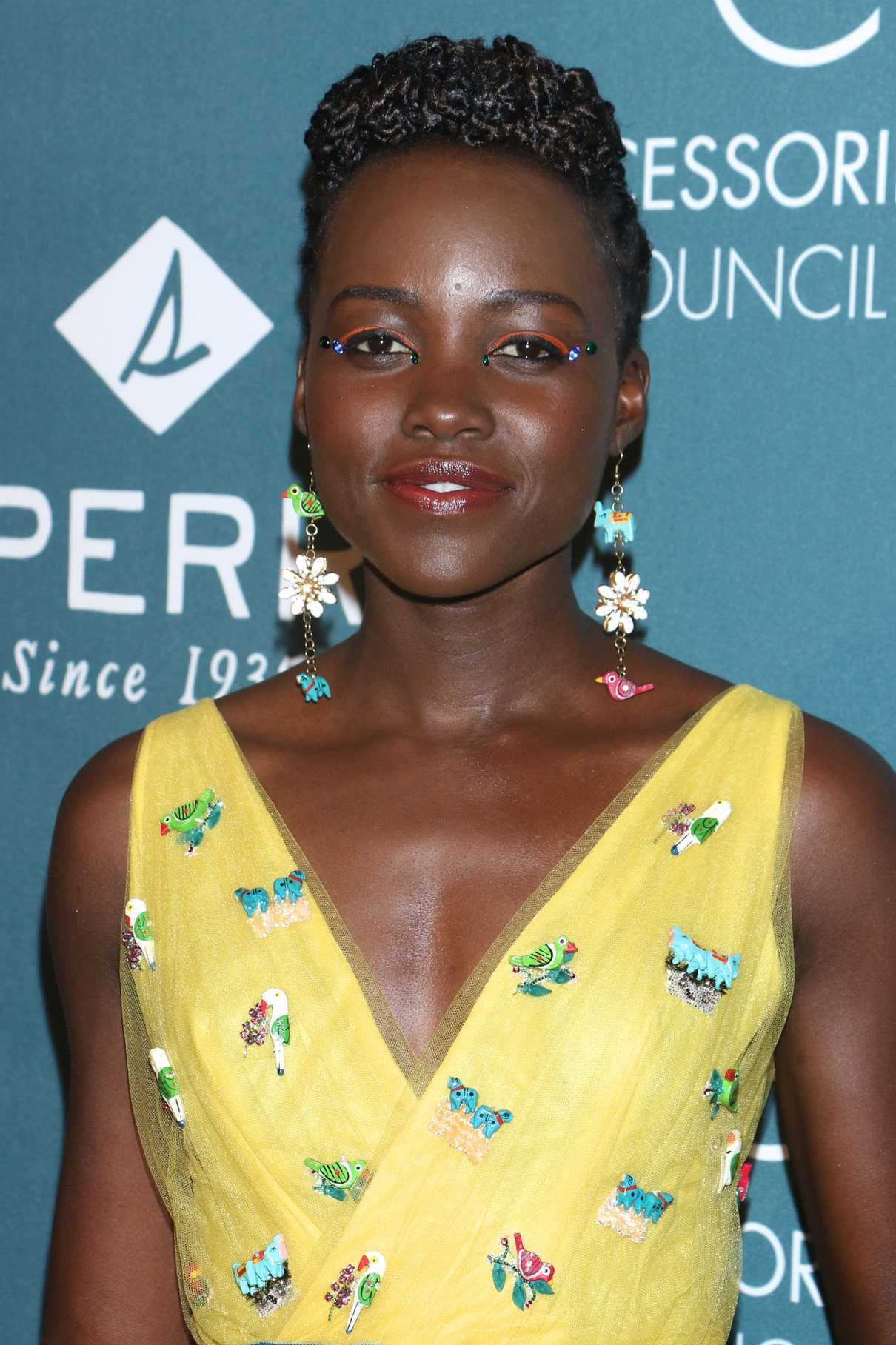 Lupita Nyong'o Attends the 22nd Annual Ace Awards in New York City 06/11/2018-5