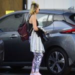 Margot Robbie Leaves Her Local Gym in Los Angeles 06/11/2018-2