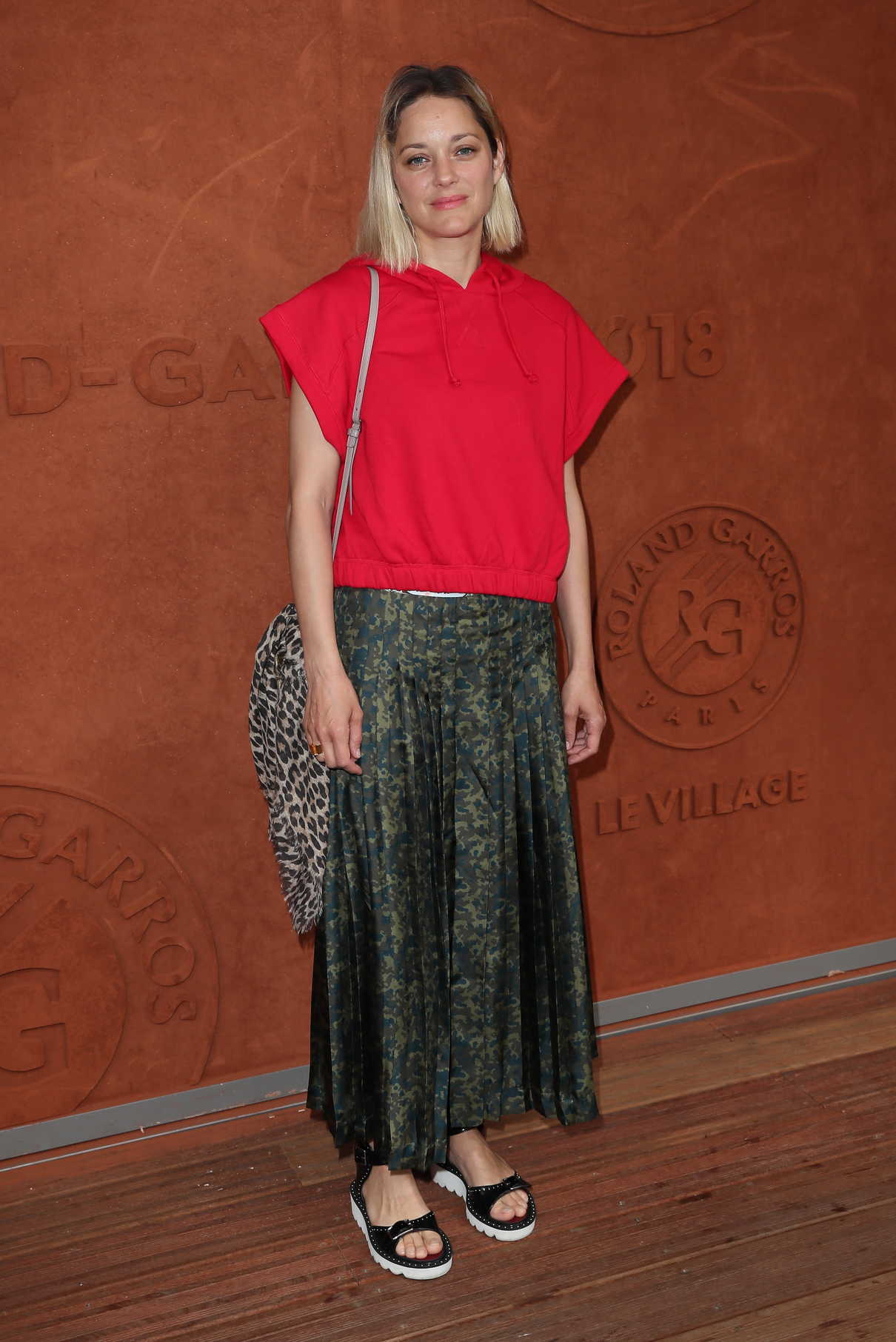 Marion Cotillard at 2018 French Open at Roland Garros in Paris 06/09/2018-1