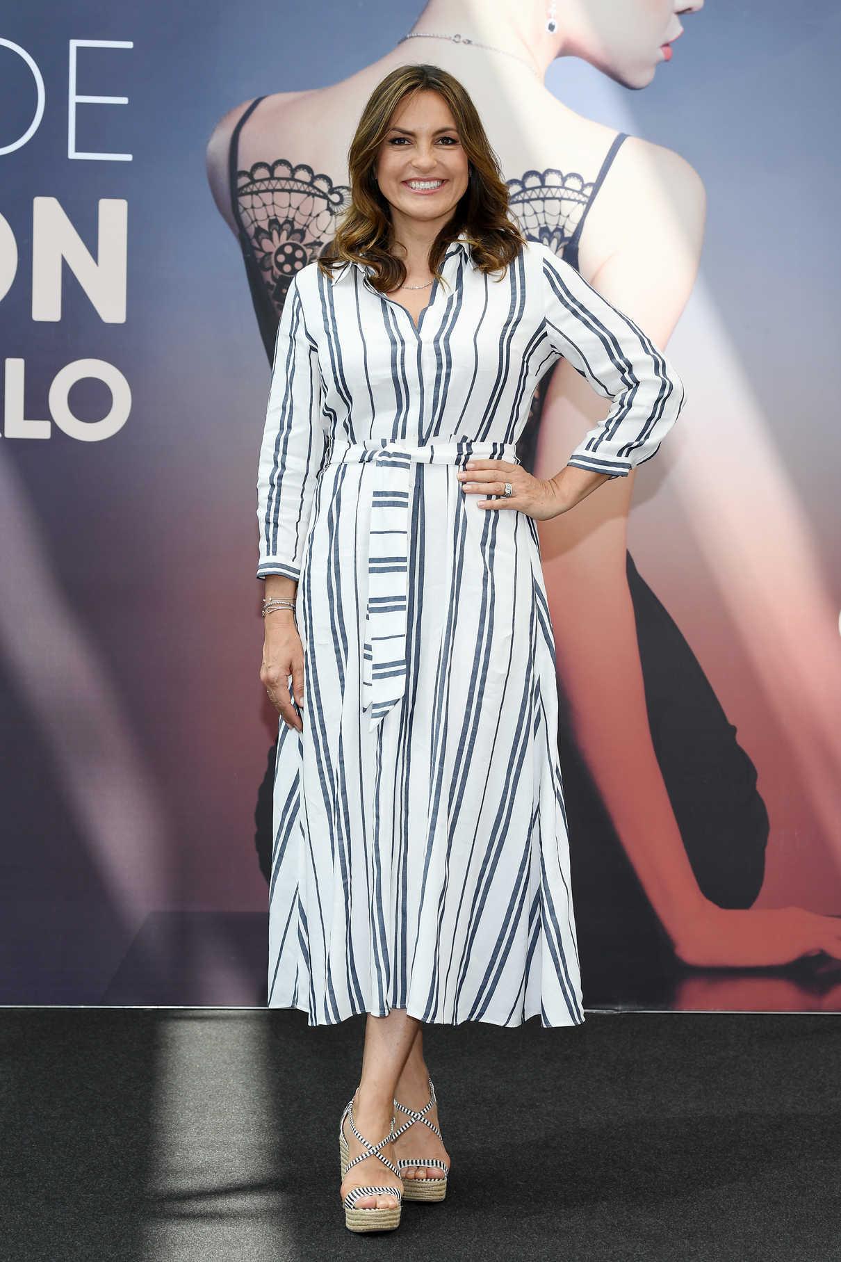 Mariska Hargitay at Cloak and Dagger Screening During the 58th Monte-Carlo Television Festival in Monaco 06/17/2018-1