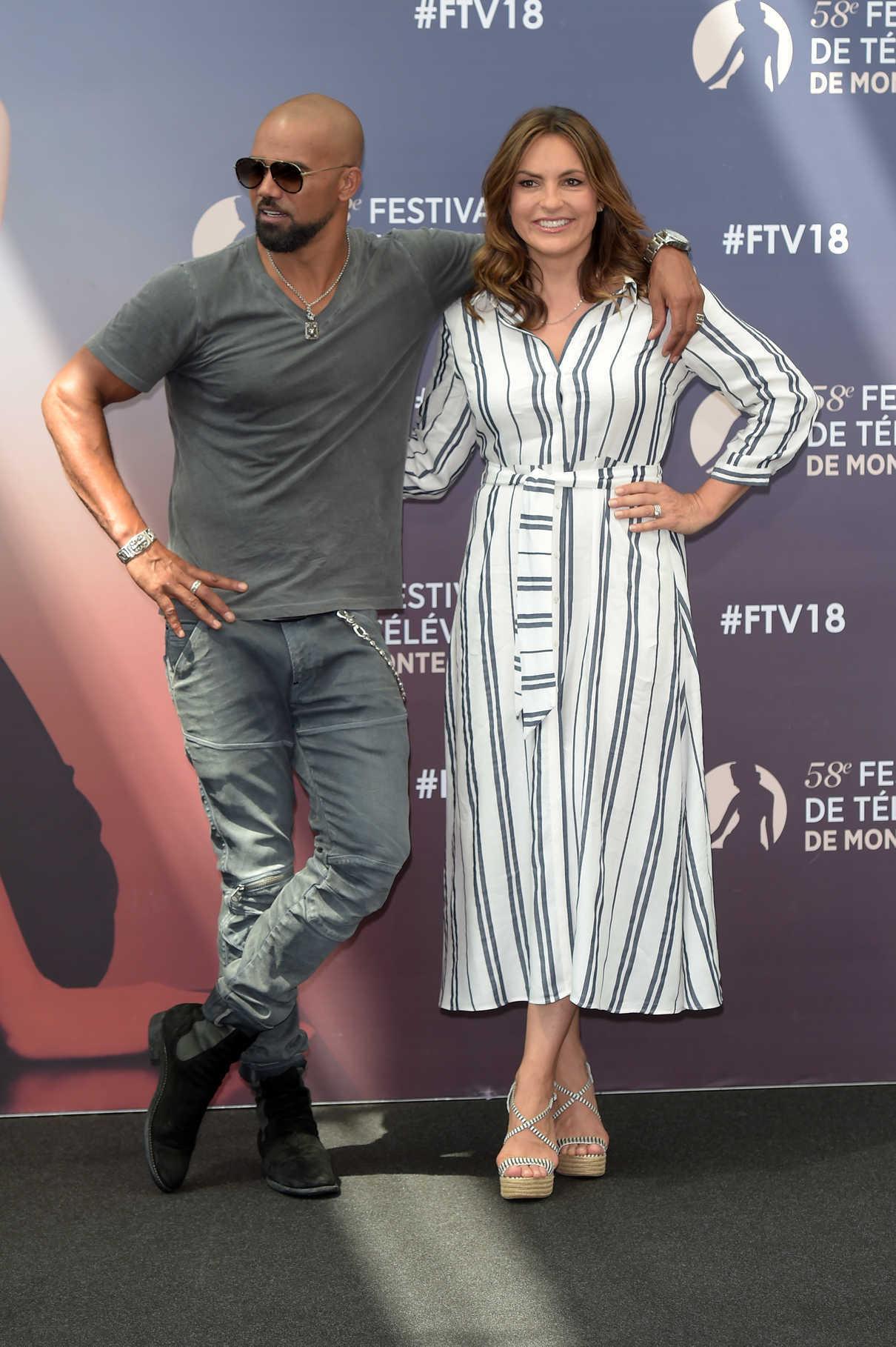 Mariska Hargitay at Cloak and Dagger Screening During the 58th Monte-Carlo Television Festival in Monaco 06/17/2018-4