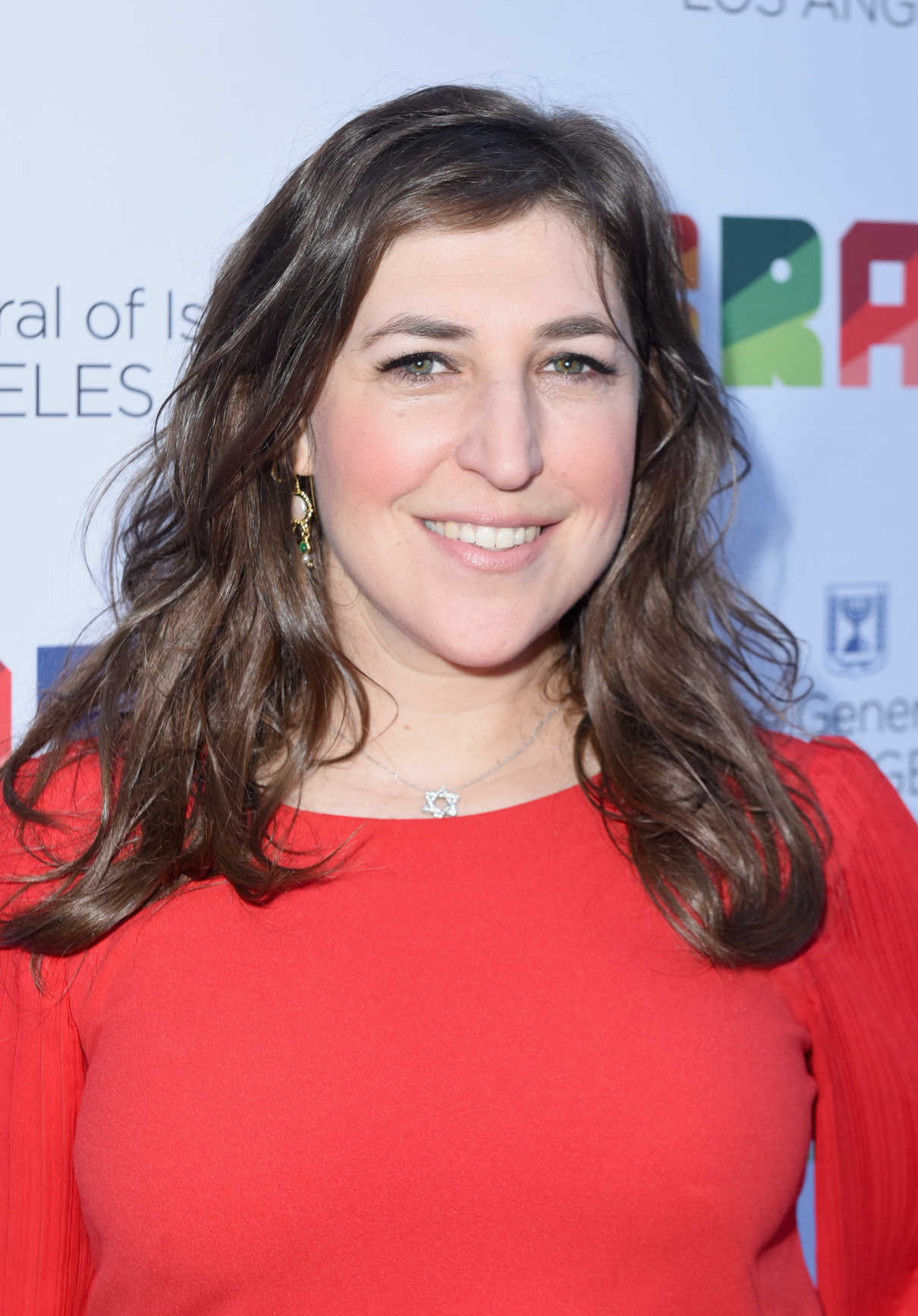 Mayim Bialik at the 70th Anniversary of Israel Celebration in Universal City 06/10/2018-5