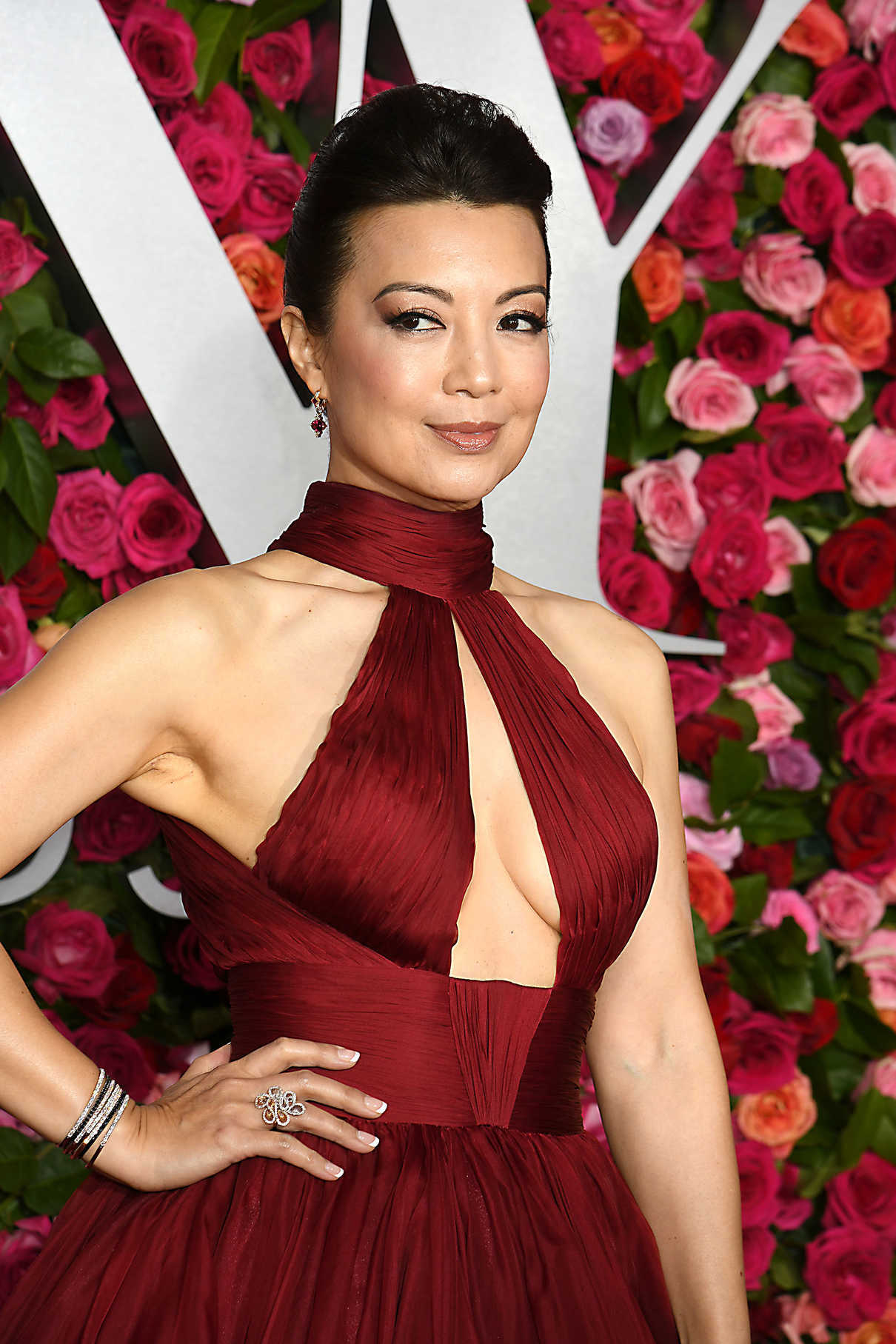 Ming-Na Wen at the 72nd Annual Tony Awards in New York City 06/10/2018-4