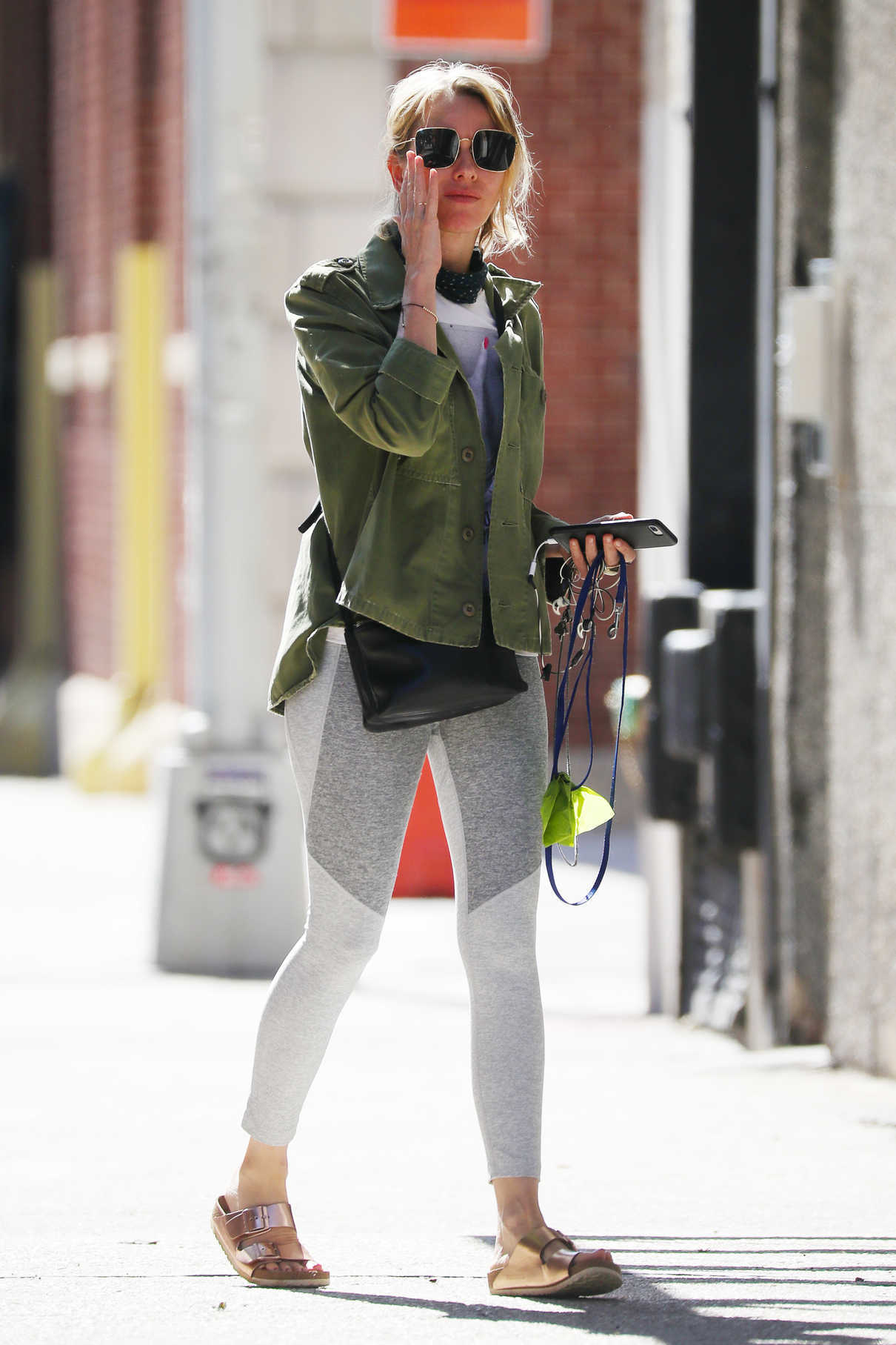 Naomi Watts Walks Her Dog in New York City 06/11/2018-1