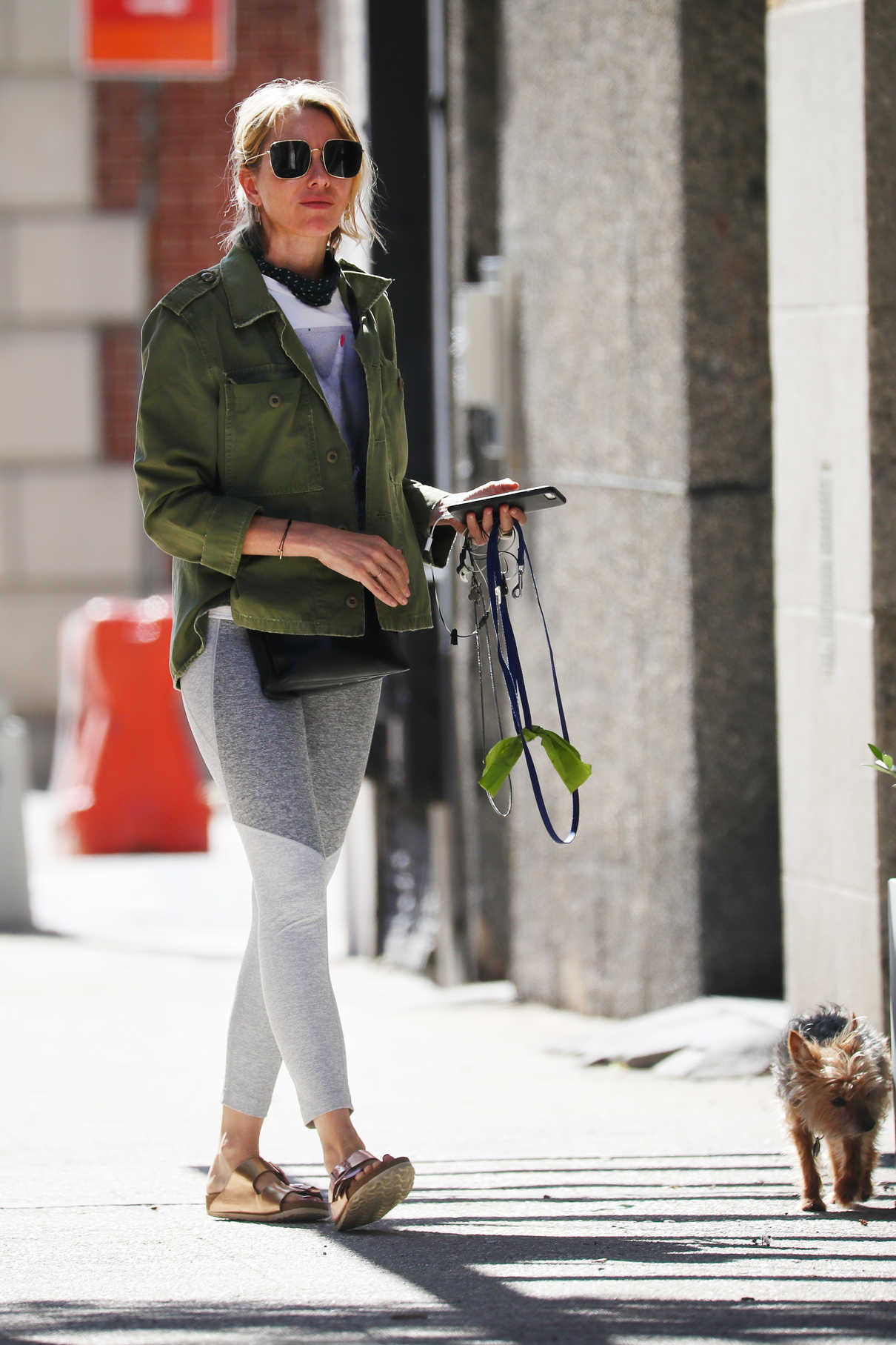 Naomi Watts Walks Her Dog in New York City 06/11/2018-3