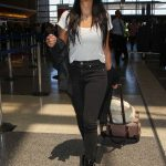 Nicole Scherzinger at LAX Airport in Los Angeles 06/26/2018-2