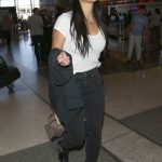 Nicole Scherzinger at LAX Airport in Los Angeles 06/26/2018-3