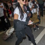 Nicole Scherzinger at LAX Airport in Los Angeles 06/26/2018-5