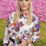 Rita Ora Arrives at the Dior Homme Show During Paris Fashion Week Men's in Paris 06/23/2018-5