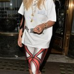 Rita Ora Leaves Mr Chows Restaurant in London 06/22/2018-4
