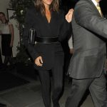 Victoria Beckham Leaves Scotts Restaurant in Mayfair in London 06/11/2018-5