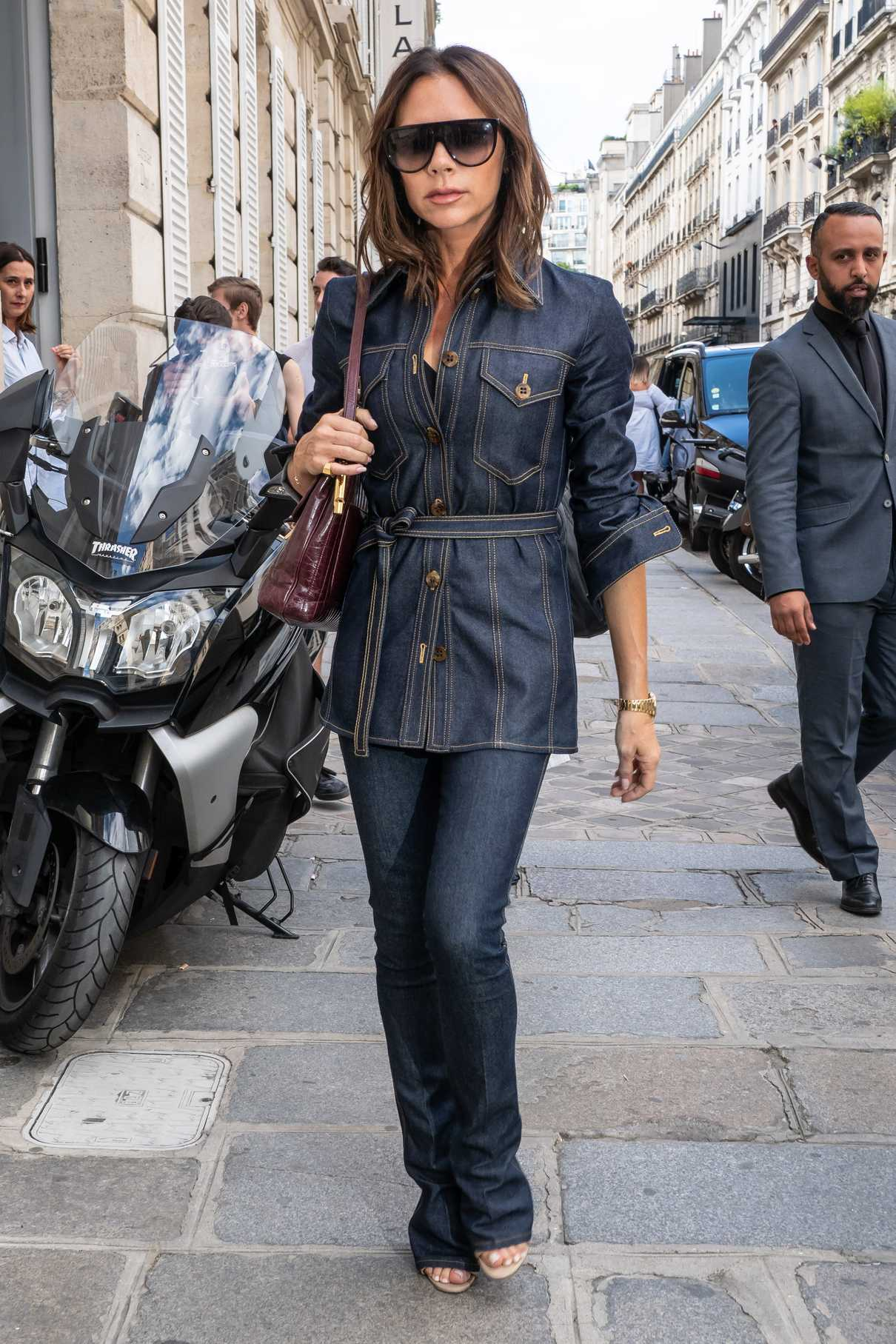 Victoria Beckham Was Seen Out in Paris 06/22/2018-3
