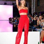 Alessandra Ambrosio Attends It's A Woman's World Fashion Show at the Nhow Hotel in Berlin 07/03/2018-3