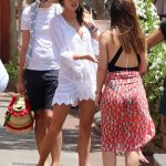 Alessandra Ambrosio Was Seen Out with Friends in Capri 07/02/2018-3