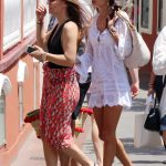 Alessandra Ambrosio Was Seen Out with Friends in Capri 07/02/2018-4