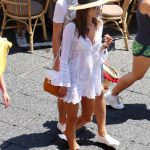 Alessandra Ambrosio Was Seen Out with Friends in Capri 07/02/2018-5