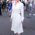 Alice Eve Attends 2018 Schiaparelli Haute Couture Fall Winter Show in Paris 07/02/2018-2