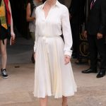 Alice Eve Attends 2018 Schiaparelli Haute Couture Fall Winter Show in Paris 07/02/2018-5