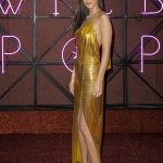 Bella Hadid at the Bvlgari Gala Dinner at the Stadio dei Marmi in Rome 06/28/2018-2