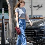 Dakota Johnson Leaves Thibiant in Beverly Hills 07/11/2018-3