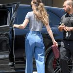 Dakota Johnson Leaves Thibiant in Beverly Hills 07/11/2018-5