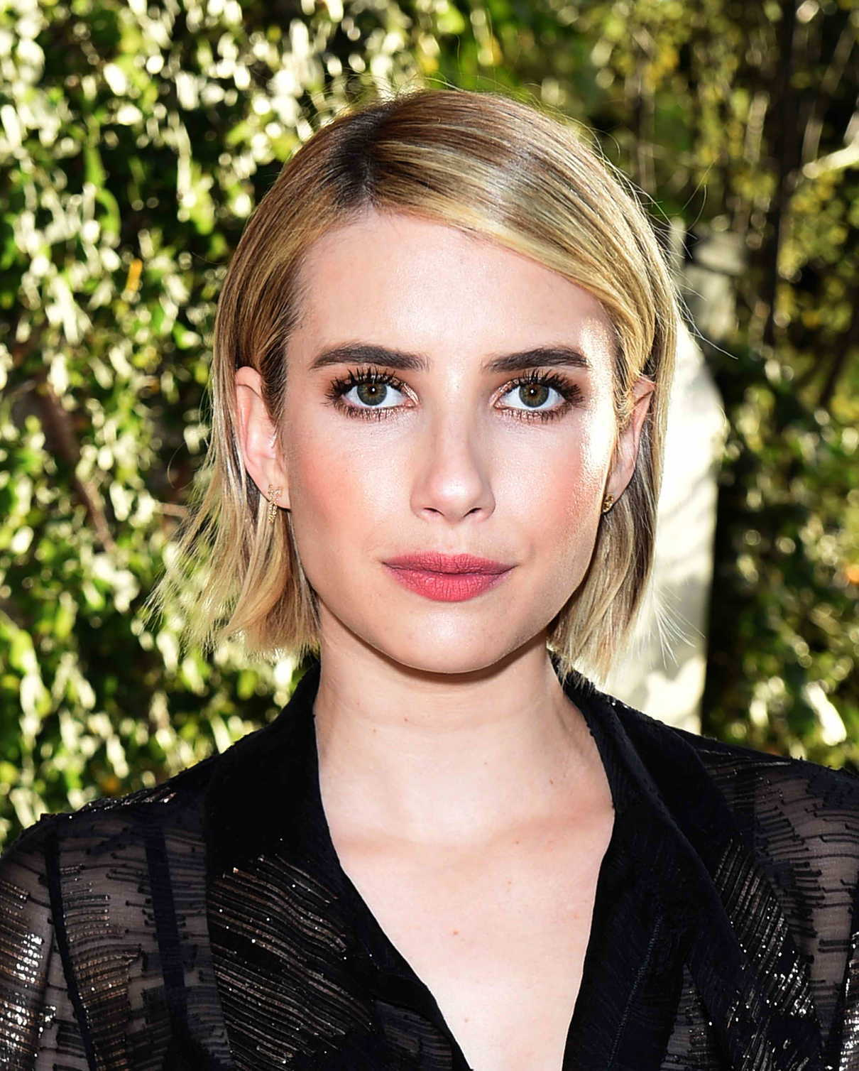 Emma Roberts Attends the Violet Grey Party in Los Angeles 07/11/2018-2