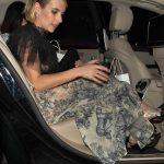 Emma Roberts Leaves Dior Dinner in Paris 07/03/2018-5