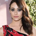 Emmy Rossum Attends the Violet Grey Party in Los Angeles 07/11/2018-4