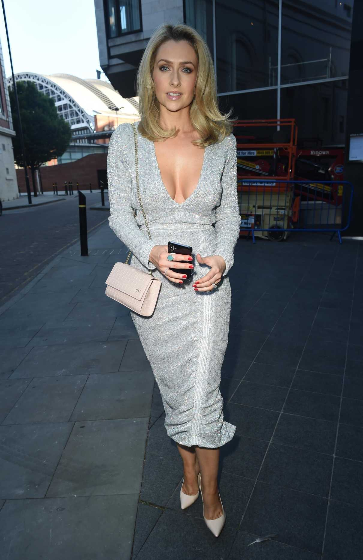 Gemma Merna Attends The Umbrella Charity Ball in Manchester 07/07/2018-3
