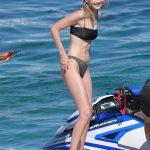 Gigi Hadid in Bikini on the Beach in Mykonos 07/02/2018-2