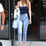 Gigi Hadid Leaves Her Apartment in New York City 07/10/2018-2