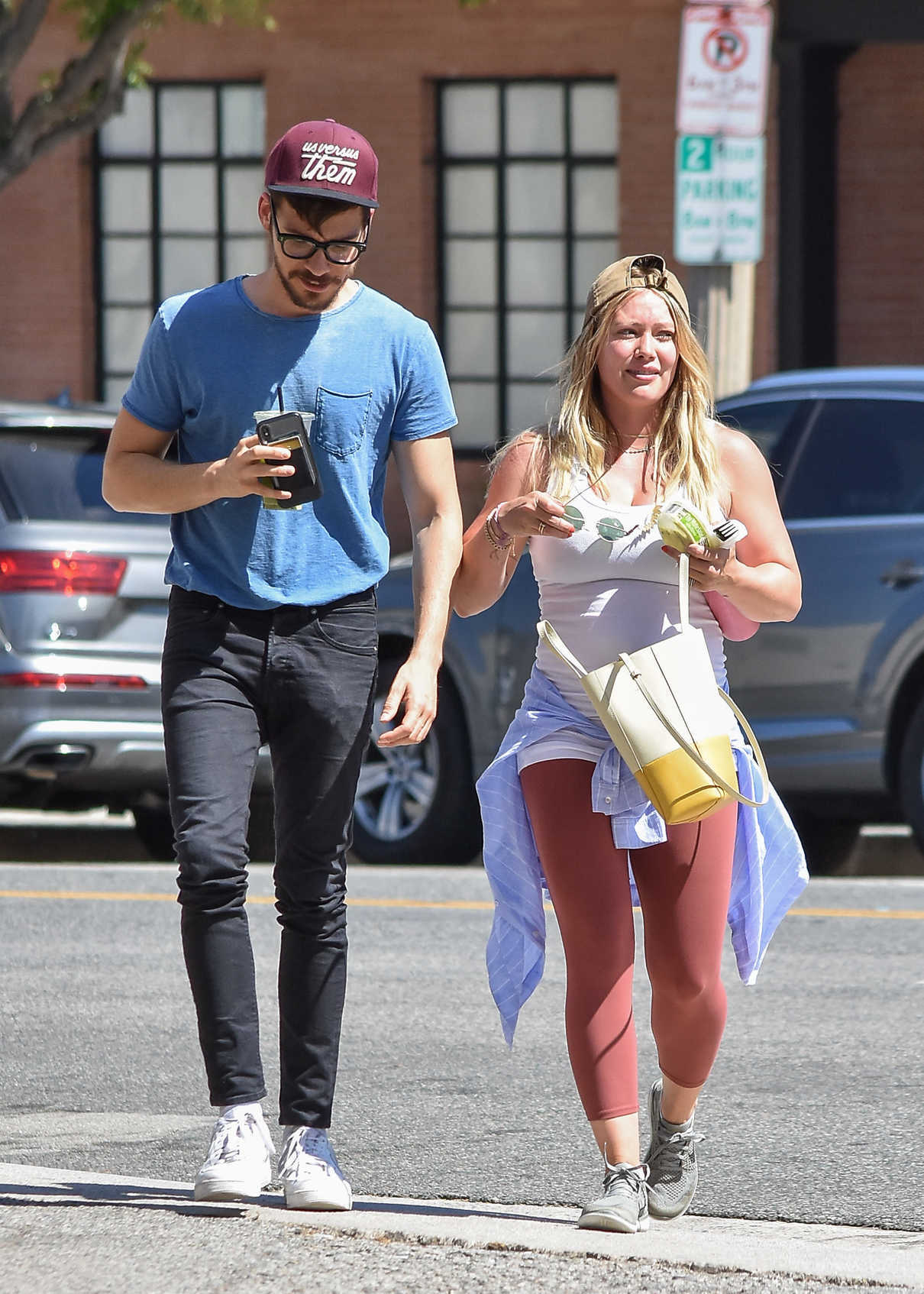 Hilary Duff Was Seen Out in LA 07/06/2018-1
