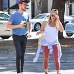 Hilary Duff Was Seen Out in LA 07/06/2018-4