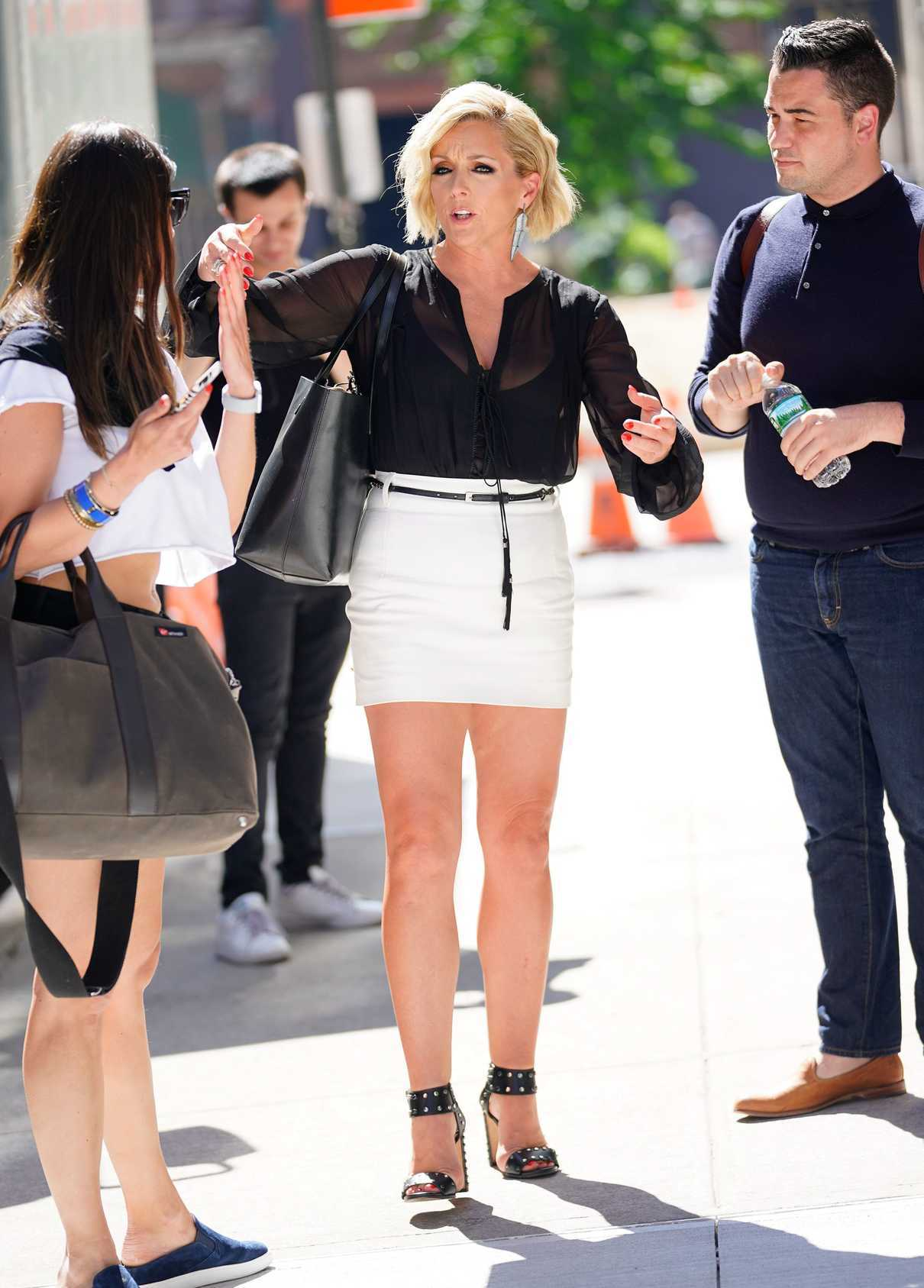 Jane Krakowski Was Seen Out in New York City 07/09/2018-1