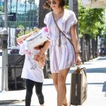 Jenna Dewan Goes Shopping with Her Daughter Everly in Los Angeles 07/06/2018-3