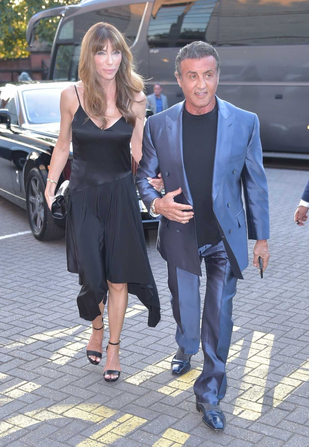 Jennifer Flavin Was Seen Out in Birmingham 07/07/2018-1