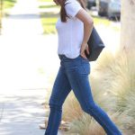 Jennifer Garner Visits the Tony La Maida Original Farm House in North Hollywood 07/03/2018-3