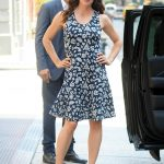 Jennifer Garner Wears a Floral Dress Out in New York City 07/16/2018-2