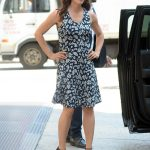Jennifer Garner Wears a Floral Dress Out in New York City 07/16/2018-3