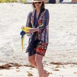 Jessica Alba Was Spotted on the Beach in Mexico 07/05/2018-2