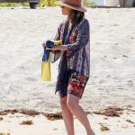 Jessica Alba Was Spotted on the Beach in Mexico 07/05/2018-3