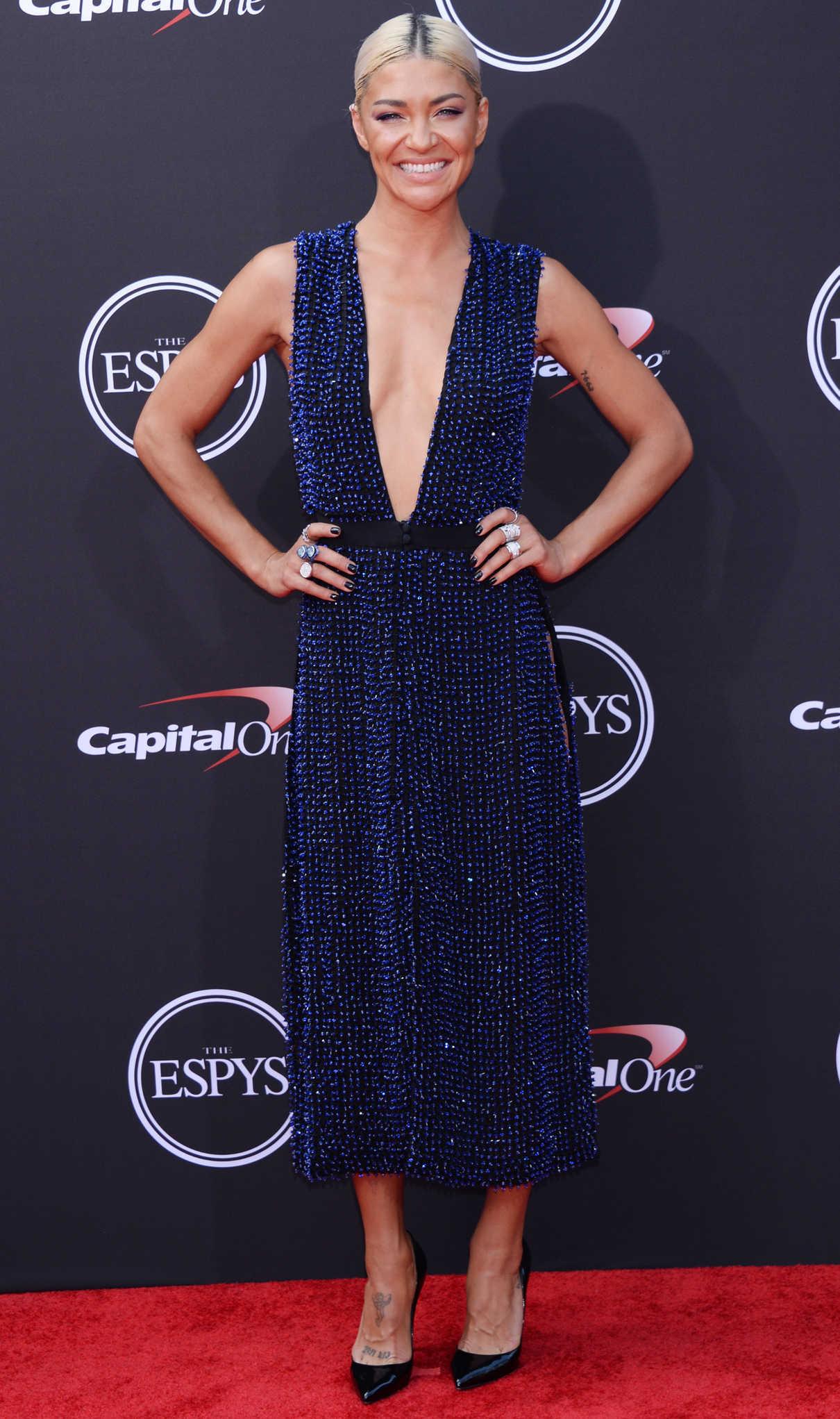 Jessica Szohr at 2018 ESPY Awards in Los Angeles 07/18/2018-1