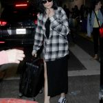 Jessie J Arrives to LAX Airport in Los Angeles 07/03/2018