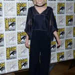 Jodie Whittaker at the Doctor Who Photocall During the Comic-Con in San Diego 07/19/2018-2
