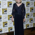 Jodie Whittaker at the Doctor Who Photocall During the Comic-Con in San Diego 07/19/2018-4