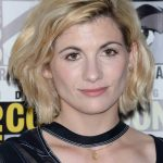 Jodie Whittaker at the Doctor Who Photocall During the Comic-Con in San Diego 07/19/2018-5
