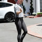 Julianne Hough Shows off Her Patriotic Pride in Studio City 07/03/2018-2
